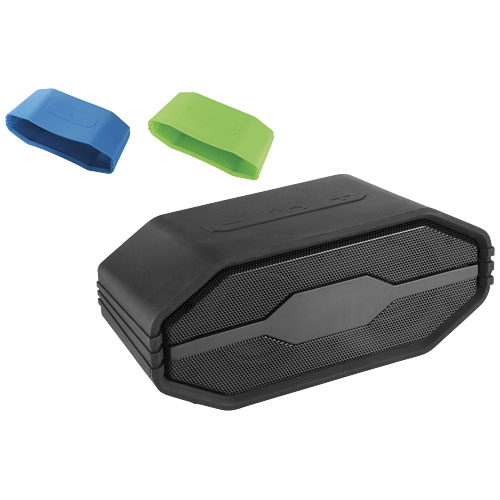 Колонка Decibel Bluetooth®, цвет black solid