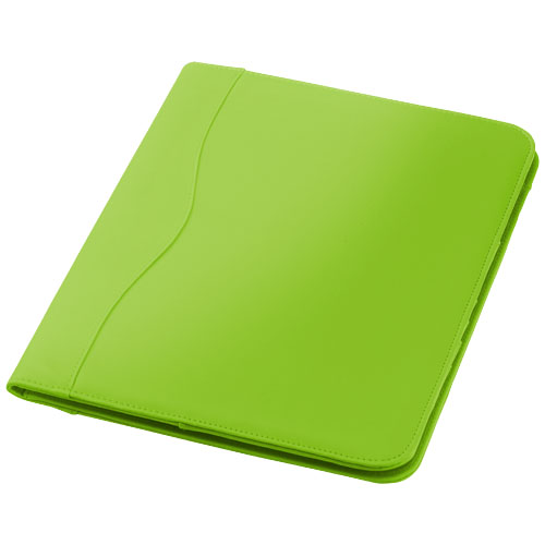 Папка Ebony A4, цвет apple green