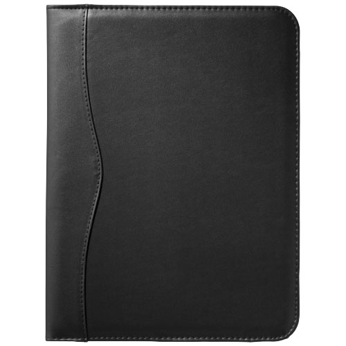 Папка Ebony A4, цвет black solid