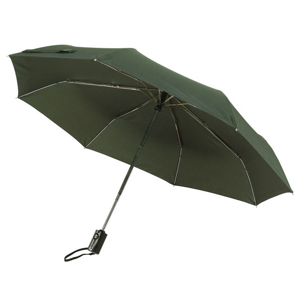 Automatic open/close pocket umbrella «Express», цвет dark green