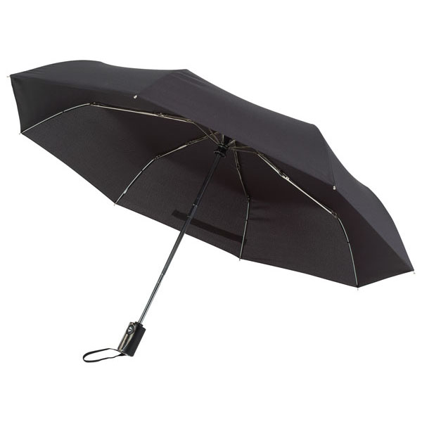 Automatic open/close pocket umbrella «Express», цвет black