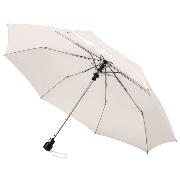Automatic pocket umbrella «Prima», цвет white