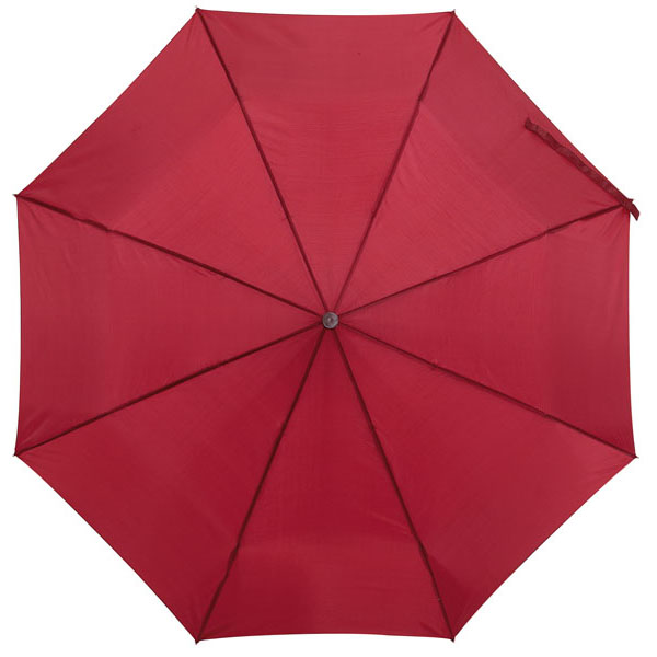 Automatic pocket umbrella «Prima», цвет burgundy