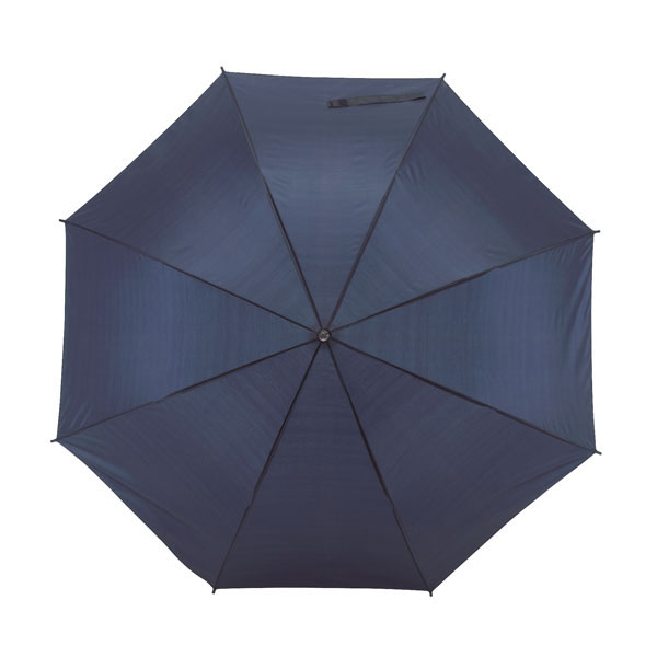 Automatic stick umbrella «Samba», цвет navy blue