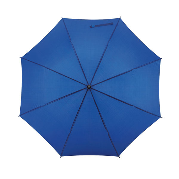Automatic stick umbrella «Salsa», цвет blue