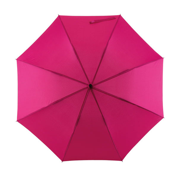 Automatic windproof stick umbrella «Wind», цвет dark pink