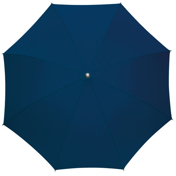 Automatic stick umbrella «Rumba», цвет navy blue