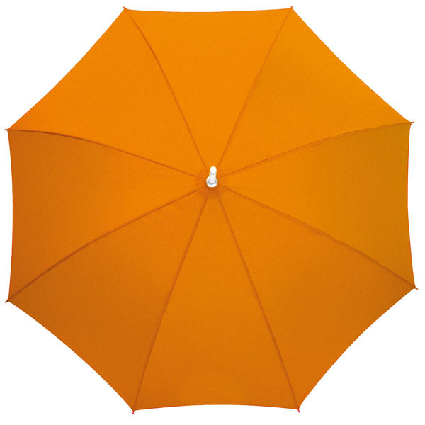 Automatic stick umbrella «Rumba», цвет apricot