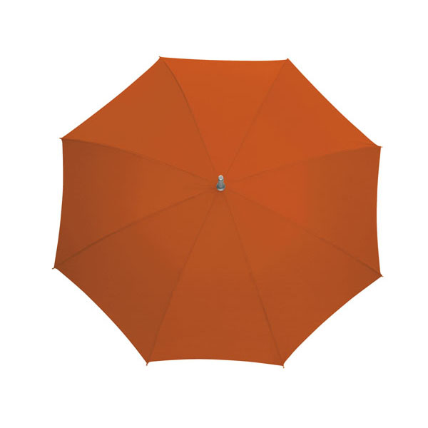 Automatic stick umbrella «Secret», цвет light brown