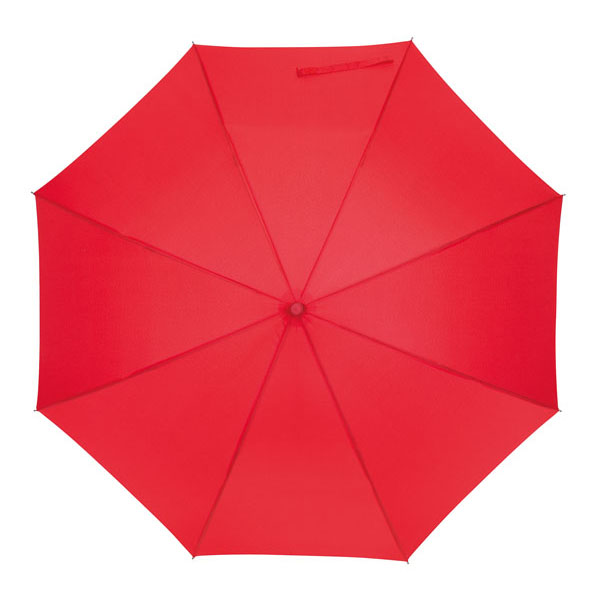 Automatic umbrella «Lambarda», цвет red