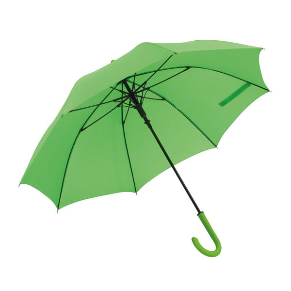 Automatic umbrella «Lambarda», цвет light green