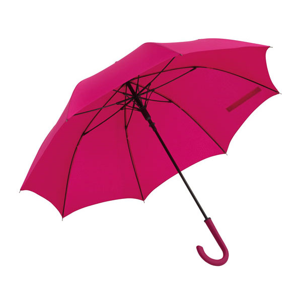 Automatic umbrella «Lambarda», цвет dark pink