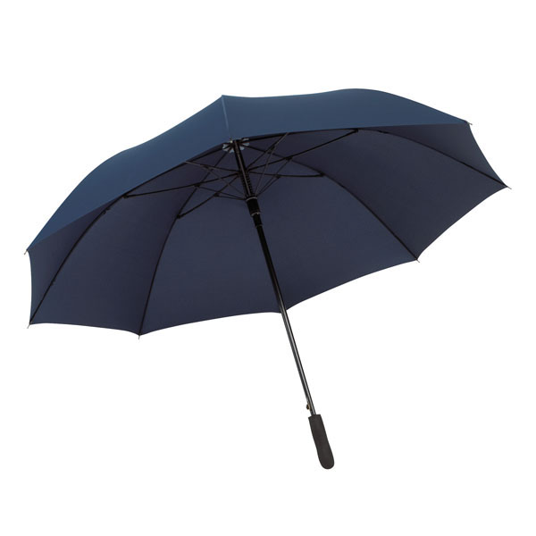 Automatic wind proof umbrella «Passat», цвет navy blue