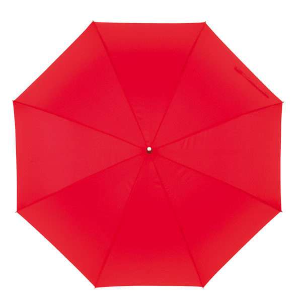 Automatic wind proof umbrella «Passat», цвет red