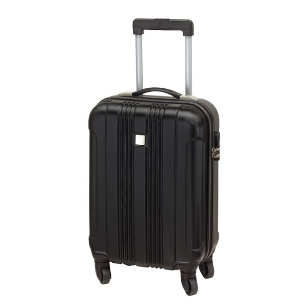 Trolley board case «Verona», цвет black