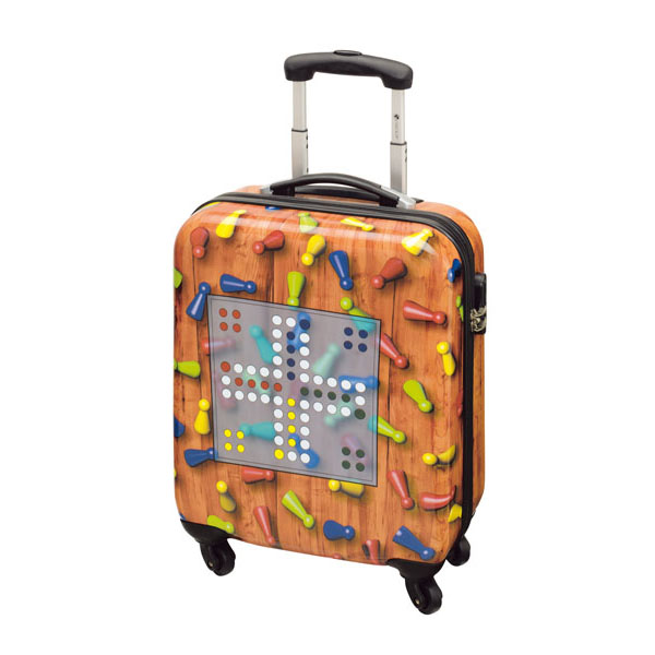 Trolley board case «Player», цвет coloured