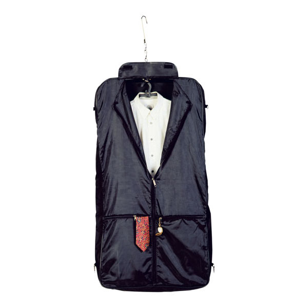 Garment bag «Laser Plus», цвет black
