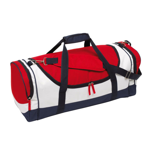 Sports bag «Marina», цвет blue red white