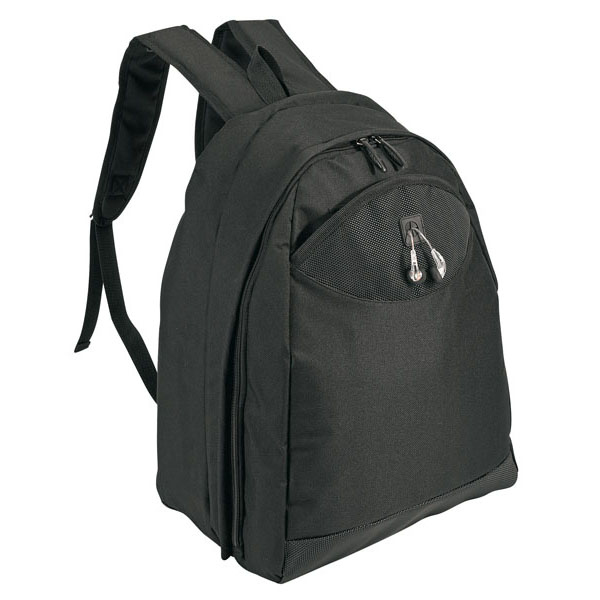 Backpack «Flow», цвет black