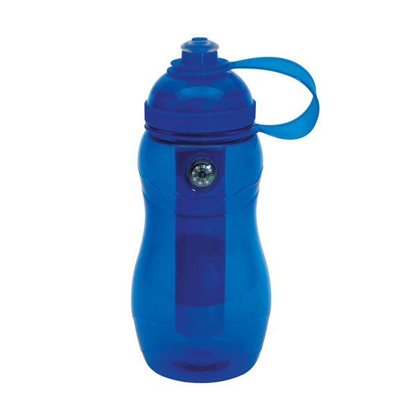 Drinking bottle «On track», цвет blue