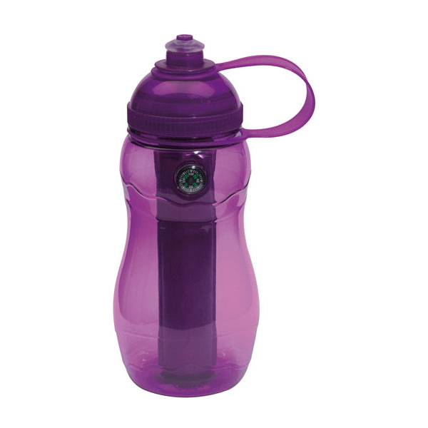 Drinking bottle «On track», цвет lilac