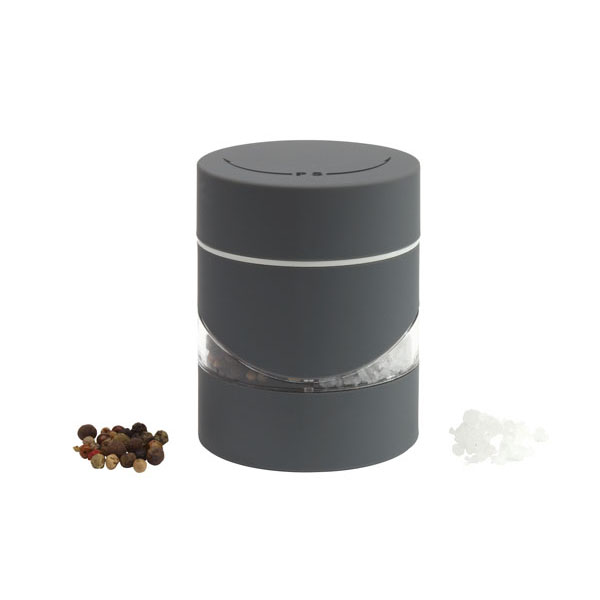 Salt and pepper mill «Famous», цвет grey