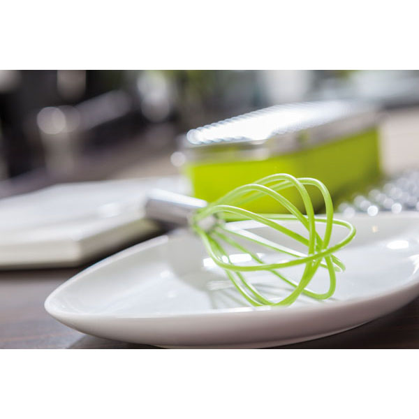 Whisk «Quirly», цвет silver light green