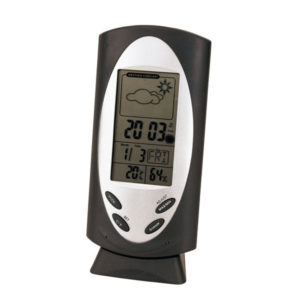 "Weather station ""Moone"", цвет silver anthracite"