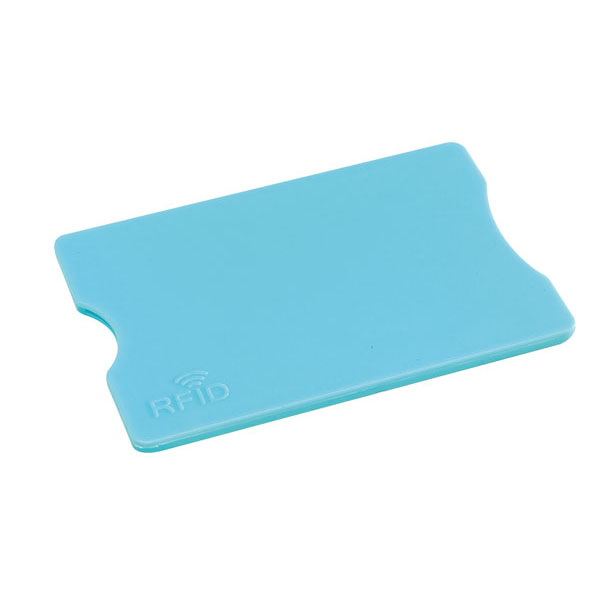 Credit card sleeve «Protector», цвет turquoise