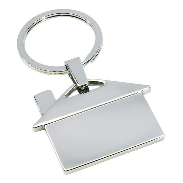 Key ring «In-house», цвет silver
