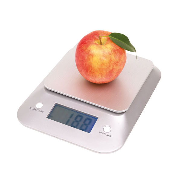 Kitchen scale «Exquisite», цвет silver