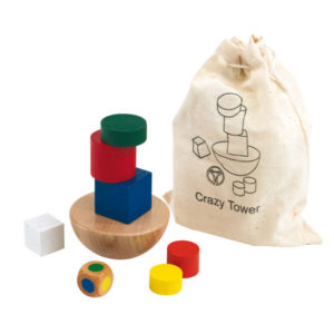 """Skill game """"Crazy Tower"""", цвет coloured"""