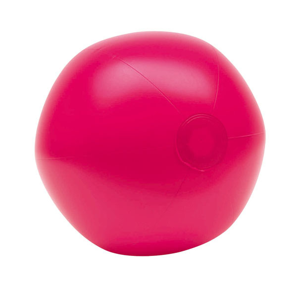 Inflatable beach ball «Pacific», цвет pink