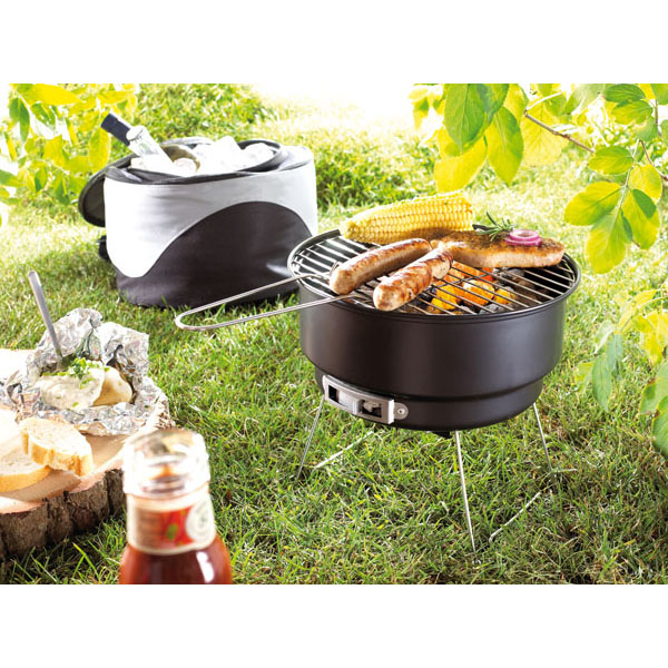 Picnic grill «Nice to have», цвет black grey