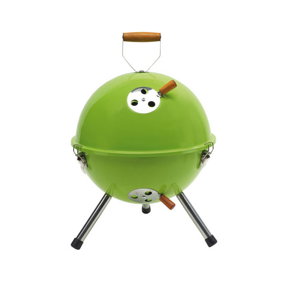 Kettle barbecue «Cookout», цвет light green