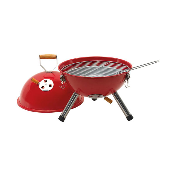 Kettle barbecue «Cookout», цвет red