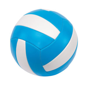 "Beach volleyball ""Play time"", цвет light blue white"