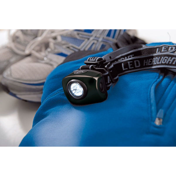Head lamp «Expedition», цвет anthracite