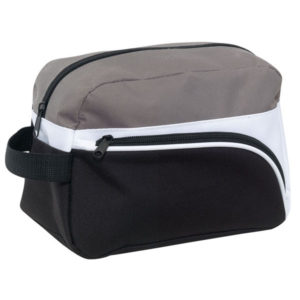 "Toilet bag ""Narvik"", цвет black white grey"