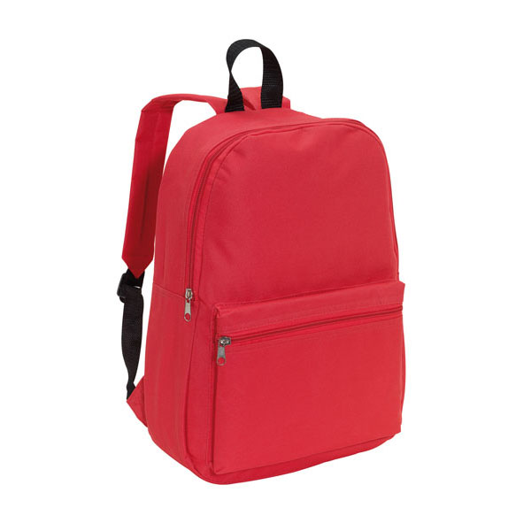Backpack «Chap», цвет red
