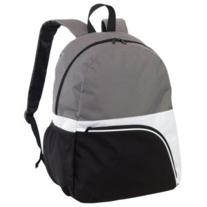 "Backpack ""Narvik"", цвет black white grey"