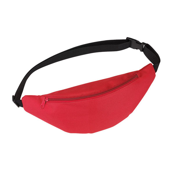 Belt pouch «Belly», цвет red