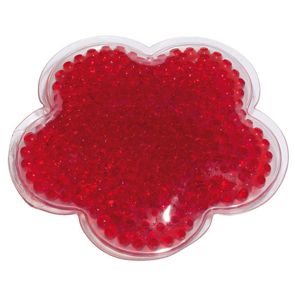 Cooling pad «Frozen Flower», цвет red