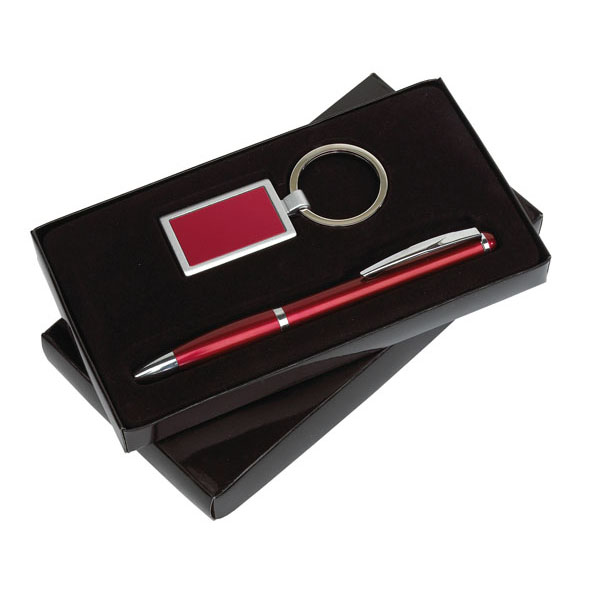 Gift set «For you», цвет red