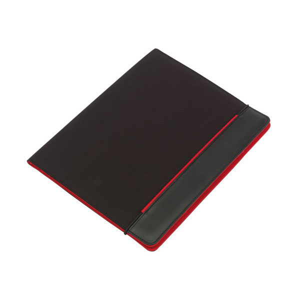 Portfolio «Young Star» in DIN A4 format, цвет black red