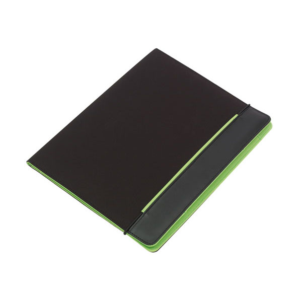 Portfolio «Young Star» in DIN A4 format, цвет black green