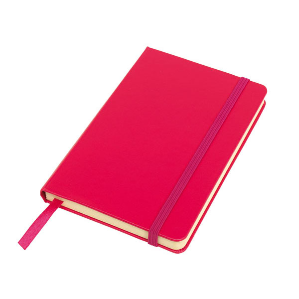 Notebook «Attendant» in DIN A6 format, цвет pink