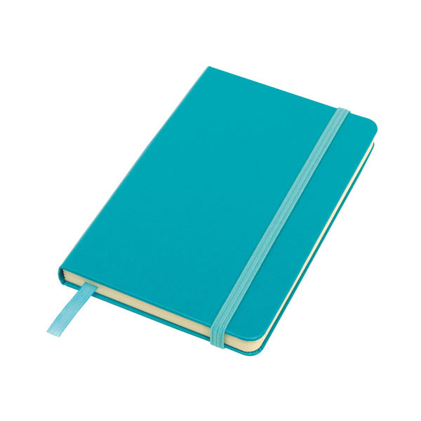 Notebook «Attendant» in DIN A6 format, цвет turquoise