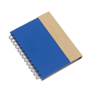 "Notebook ""Magny"", цвет blue nature"