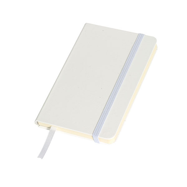 Notebook «Attendant» in DIN A6 format, цвет white